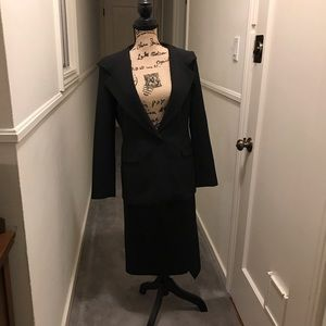 Donna Karan Black Suit - S NWT